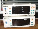 Disegno tradizionale, sistema di controllo da tavolino dei segni vitali, video paziente di Multi-Parameter