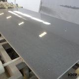 Кварц камня мрамора цвета Starlight серый для Countertops кухни