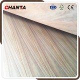 Chapa de madera dirigida para los muebles