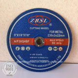 Аппаратные средства абразивы отрезать колеса для металлических-230X3X22.2