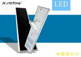 6W-120W 적외선 운동 측정기 에너지 절약 태양 LED 거리 또는 도로 램프
