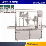 Professional Powder Filling and Capping Compact Machine