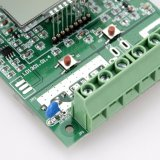 панель солнечных батарей 12V/24V 10A/регулятор силы с деятельностью Ld-10A кнопки LCD+Double