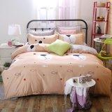 シンプルな設計のインド人、マレーシアの熱い販売の漫画様式の寝具