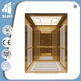 الصين صاحب مصنع قدرة [630-2000كغ] [ستينلسّ ستيل] مسافر مصعد