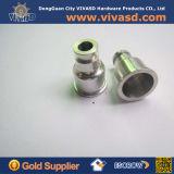 Cnc-drehenteil-Aluminium-Gefäß