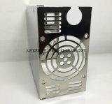 Caixa de alumínio da proteção da caixa da potência do equipamento industrial da caixa da potência do computador da caixa da fonte de alimentação do interruptor do aço inoxidável do ferro que protege o carimbo da caixa