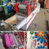 Nuovo carta velina stampata del tovagliolo dei tovaglioli di carta di stile colore che fa macchina