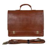 Стиле хорошего качества большого потенциала сумка для ноутбука портфель кожаные сумки для бизнеса