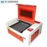 Mini máquina del laser de la mesa para las muestras que hacen publicidad de la cavadura del sello