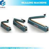 Máquina de estanqueidade de impulso de mão com grande transformador Alumium (PFS-200)