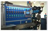 Línea química automática de la protuberancia de cable del PLC que hace espuma Xj-30+25