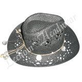 Fahison cuchara paja cowboy hat (LB15015)