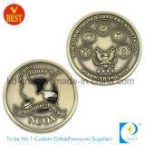 Moneta del regalo del ricordo di sfida di vendita diretta della fabbrica dell'OEM