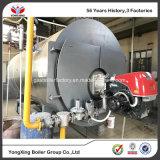 Gasbeheiztheißwasser-Dampfkessel-einzelner/doppelter Trommel-Niederdruck-Dampf-Turbine-Generator