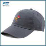 綿のカスタム野球帽の昇進の帽子