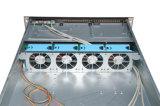 2uサーバー箱、8つの湾のホットスワップSATA/Sas