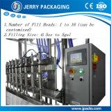 自動酢の液体のエーロゾルのびん詰めにするびんの小樽の充填機の工場