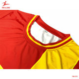 Volle Sublimation kundenspezifischer Fußball Jersey von Healong Company