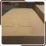 Деревянная кожа двери конструкции дверей с бумагой меламина