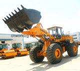 6 ton van de Lader van het Wiel In vergelijking met Lader 966 van de Kat