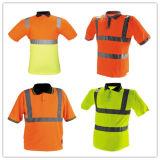 Des vêtements de sécurité réfléchissant haute visibilité / vêtements pour la sécurité de travail d'avertissement