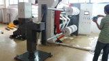 El papel de alta velocidad de Corte y rebobinado de la máquina con 3 Servomotor.