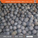 Dureza elevada que mmói esferas forjadas do ferro