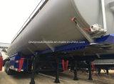 10.000 galones de gasolina del depósito de combustible personalizada remolque cisterna semi remolque