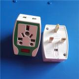 ABS de Multi Vlakke Stop van de Adapter van de Adapter van de Contactdoos van de Speld Fuction (rj-0095)