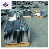 Lastre nere di vendita popolari del granito della Cina usate per le costruzioni
