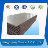 Plaque de tôle de titane Gr2 / Gr5 de haute qualité