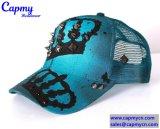 Новый поставщик шлема сетки водителя грузовика сбор винограда тенденции