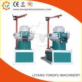 上の製造業者の木片のおがくずの生物餌の出版物機械(MZLV560)