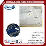 Écran antibruit caché de laines de verre avec le certificat de la CE