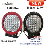 10 Zoll 18800lm (45*5W) 225W CREE LED fahrendes Licht