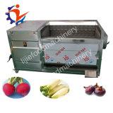 Bürstenkartoffel-Karotte-Reinigungs-Maschine mit Schalen-Funktions-Preis