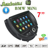Android 7.1 alquiler de DVD GPS para el Mini 2015 Car Audio estéreo para coche Carplay Navigatior