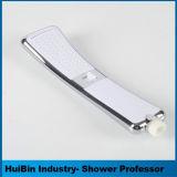 Cabezal de ducha de mano con alta presión 3 Ajuste Push-Control Spa Masajes el Botón de ahorro de agua y el tubo de acero inoxidable