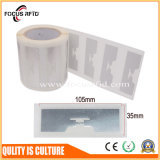 Etiqueta engomada de papel de la frecuencia ultraelevada RFID de ISO18000-6c EPC para el control de acceso del vehículo