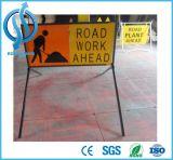 أستراليا [ستنترد] [بورتبل] أرجوحة طريق أمان حامل قفص إشارة