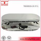 Estroboscópio de alumínio Lightbar do diodo emissor de luz da tampa 12V para o carro (TBD08926-20-3T-S)
