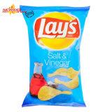 Os chips de batata alimentar automática máquina de embalagem