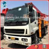 Pompa per calcestruzzo di Schewing con il camion da vendere (37m-45m)