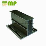 Profils d'alliage d'aluminium de guichet d'ouverture de 50 séries
