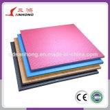 Couvre-tapis de verrouillage non-toxique d'étage de mousse d'EVA de coloration lavable bon marché