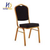 現代赤いスタック可能金属の宴会の椅子