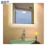 Meio ambiente, espelho livre de cobre / chumbo / espelho de banheiro