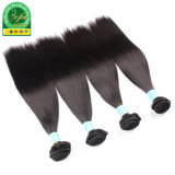 Cheveux humains femelles droites cheveux cambodgien à bon marché de gros de la trame