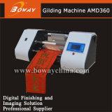 Máquina da imprensa do Gilding de AMD360 Digitas